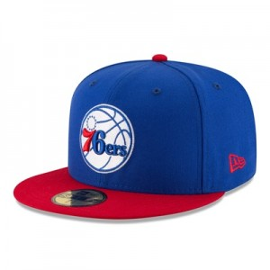 """Philadelphia 76ers New Era 59FIFTY Fitted Cap"""