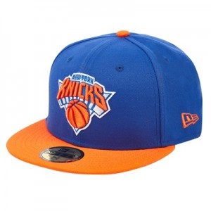 """New York Knicks New Era 59FIFTY Fitted Cap"""