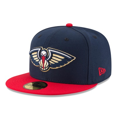 """""""New Orleans Pelicans New Era 59FIFTY Fitted Cap"""""""