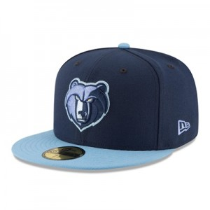 """Memphis Grizzlies New Era 59FIFTY Fitted Cap"""