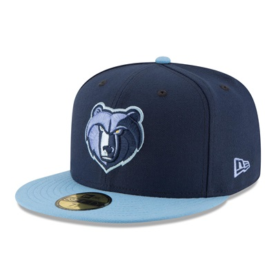"""""""Memphis Grizzlies New Era 59FIFTY Fitted Cap"""""""