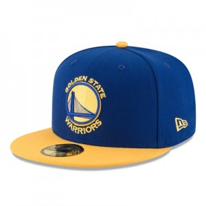 """""""Golden State Warriors New Era 59FIFTY Fitted Cap"""""""