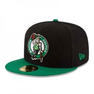 """Boston Celtics New Era 59FIFTY Fitted Cap"""