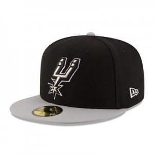 """San Antonio Spurs New Era 59FIFTY Fitted Cap"""