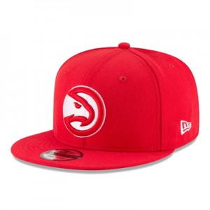 """Atlanta Hawks New Era 9FIFTY Snapback Cap"""