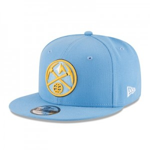 """Denver Nuggets New Era 9FIFTY Snapback Cap"""