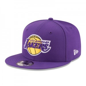 """Los Angeles Lakers New Era 9FIFTY Snapback Cap"""