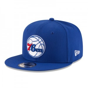 """Philadelphia 76ers New Era 9FIFTY Snapback Cap"""
