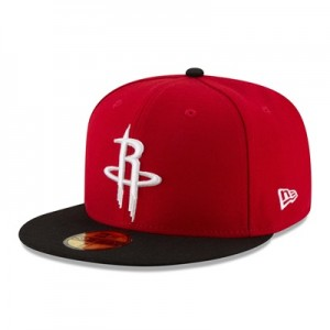 """Houston Rockets New Era 59FIFTY Fitted Cap"""