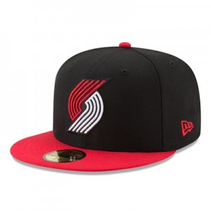 """Portland Trail Blazers New Era 59FIFTY Fitted Cap"""