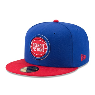 """""""Detroit Pistons New Era 59FIFTY Fitted Cap"""""""