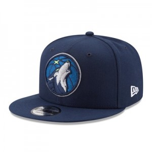 """Minnesota Timberwolves New Era 9FIFTY Snapback Cap"""