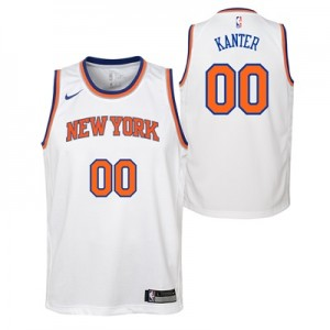 """New York Knicks Nike Association Swingman Jersey – Enes Kanter – Youth"""