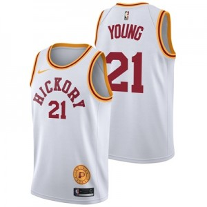 """Indiana Pacers Nike Classic Edition Swingman Jersey – Thaddeus Young -"""