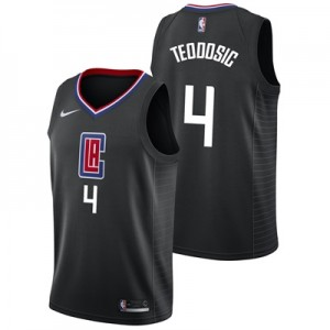 """LA Clippers Nike Statement Swingman Jersey – Milos Teodosic – Mens"""