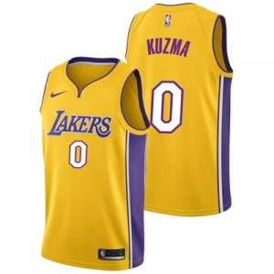 """Los Angeles Lakers Nike Icon Swingman Jersey – Kyle Kuzma – Mens"""