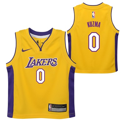 """Los Angeles Lakers Nike Icon Replica Jersey – Kyle Kuzma – Infant"""
