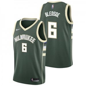 """Milwaukee Bucks Nike Icon Swingman Jersey – Eric Bledsoe – Mens"""