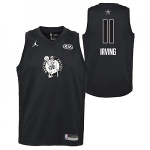 """NBA All-Star 2018 Jordan Black Swingman Jersey – Kyrie Irving – Youth"""