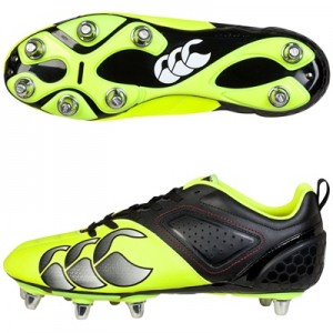 """Canterbury Phoenix Elite Soft Ground Boot Black"""