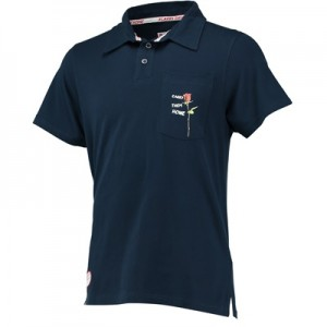 """England Classics Collection Pocket Patch Polo – Navy"""