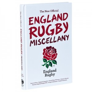 """England Rugby Miscellany Book"""