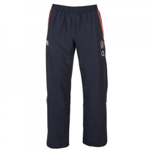 """England Rugby Presentation Pants – Graphite"""