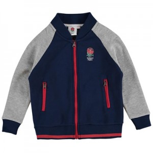 """England Baseball Jacket – Junior"""