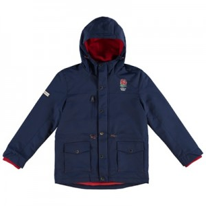 """England Coat – Navy – Junior"""