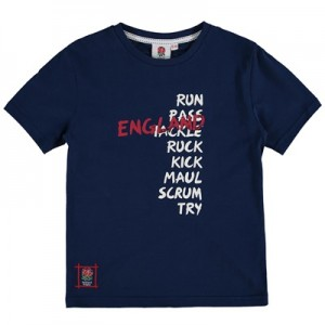"""England Ruck and Maul T-Shirt – Junior"""