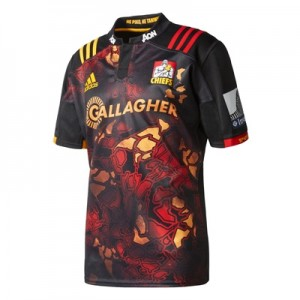 """Chiefs Rugby Territory Shirt"""