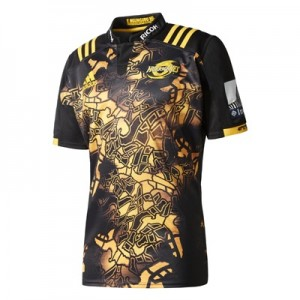 """Hurricanes Rugby Territory Shirt"""