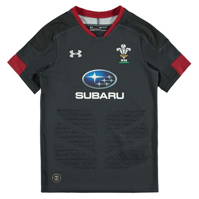 """Welsh Rugby Alternate Supporters Jersey – Junior"""