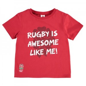 """England Rugby Awesome T-Shirt"""