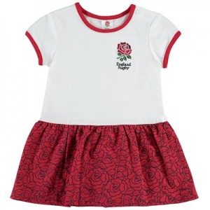 """England Rose Print Dress"""