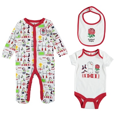 """England 3 Piece Gift Set"""