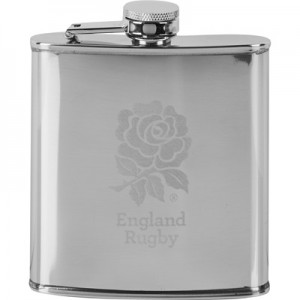 """""""England Stainless Steel Hip Flask"""""""