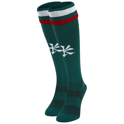 """""""Leicester Tigers Home Playing Sock 2017/18"""""""