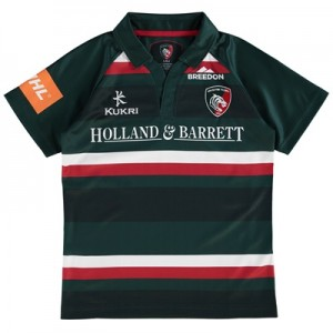 """""""Leicester Tigers Home Replica Jersey 2017/18 – Junior"""""""