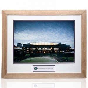 Wimbledon Framed Night View