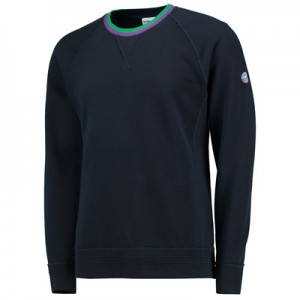 Wimbledon Sweater – Midnight – Mens Navy