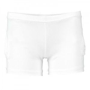 Wimbledon Undershort – White – Ladies