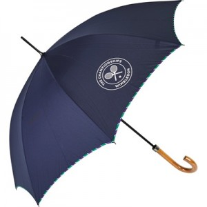 Wimbledon Walking Umbrella – Black