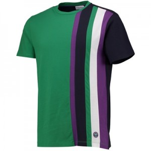 Wimbledon Panelled T-Shirt – Amazon