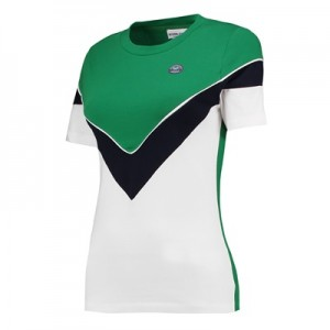 Wimbledon V Detail T-Shirt – Amazon – Ladies