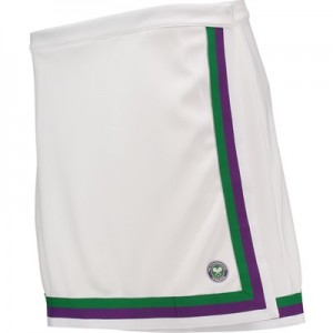 Wimbledon Skirt  – White – Ladies
