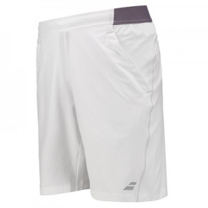 Wimbledon Babolat Performance Short XLong – White