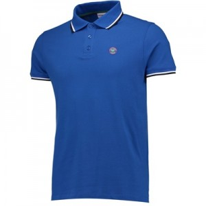 Wimbledon Classic Pique Polo Shirt – True Blue