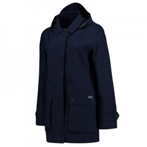Wimbledon Ralph Lauren Rain Coat – French Navy – Ladies