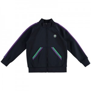 Wimbledon Performance Jacket – Midnight – Boys